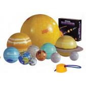Kit insuflável sistema solar - ler 2434