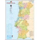 Mapa de portugal e insular 32176