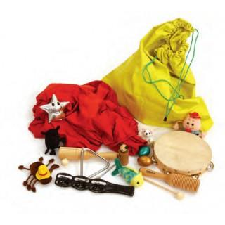 Conjunto de primeiros instrumentos - mes0125