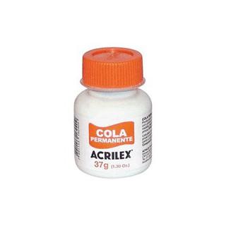 Acrilex cola permanente 37ml