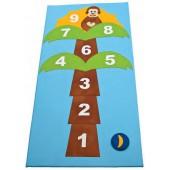 Tapete jogo da macaca - 221