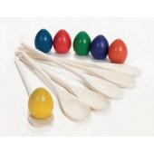 Conjunto de ovo e colher pe00061
