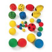 Bola em espuma de 7cm de diametro - 177