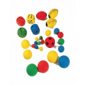 Bola de futebol em espuma - 181