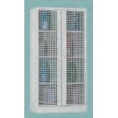 Armário com portas ventiladas 1200x420x1600mm