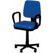 Cadeira giratória com braços ca02