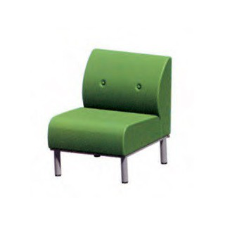 Sofá individual sem braços - cc01mb