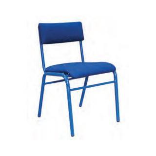 Cadeira estofada est.verde 32 cm