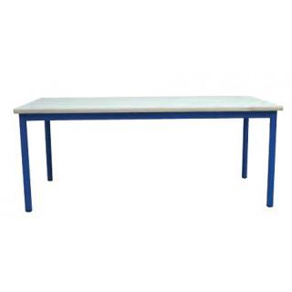 Mesa dupla est.azul 120x60x54 fb 03
