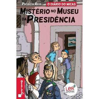 Mistério no museu da presidência