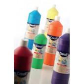 Tinta dacta-color 500 ml amarelo escuro 02773