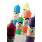 Tinta dacta-color 500 ml azul escuro 02781