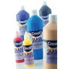 Tinta creall-glass 80ml - amarelo 20505