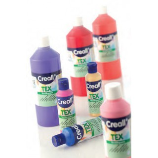 Tinta creal-tex 80 ml-prata 90735