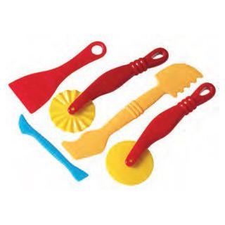 Kit 5 ferramentas de modelagem - 03910