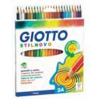 Giotto stilnovo - 24 lápis 256600