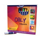 Lápis tipo oleo, cx de 24 - 08541