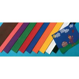 Papel crepe 2x0,50 mts - azul escuro