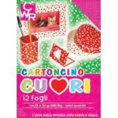 Cartão colorido 25x35cm - conj. 12- 05951