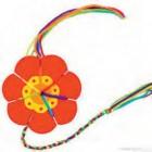 Flor de laçar - 58616