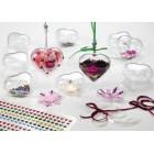 Conjunto de corações de decorar - ar01541