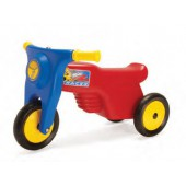 Triciclo em plástico c/rodas em borracha - 3321