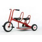 Triciclo 2 lugares - 9002