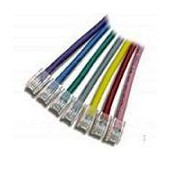 APC Cat 5 Utp 568b Patch Cable, Grey, Rj45 Male To Rj45 Male, 4 Pair, 24 Awg, Stranded, Pvc, 75 Ft