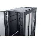 NetShelter SX 42U - 600MM/1200MM NetShelter Roof and sides black