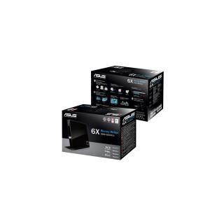 SBW-06D2X-U/BLK/G/AS - Gravador BlueRay Externo - Preto