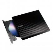 SDRW-08D2S-U LITE/BLK/G/AS USB 2.0 - GravadorSlim 8x externo USB - Preto