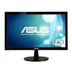 VS207T-P - Monitor Profissional LED - 19.5 - 1600 x 900 - 250 cd/m2 - 80000000:1 - 5ms - DVI-D, D-Sub - Colunas - VESA