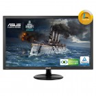 VP247H - Monitor LED - 23.6 - 1920 x 1080 FullHD - 250 cd/m2 - 100000000:1 - 1ms - HDMI, DVI-D, D-Sub - Colunas - VESA