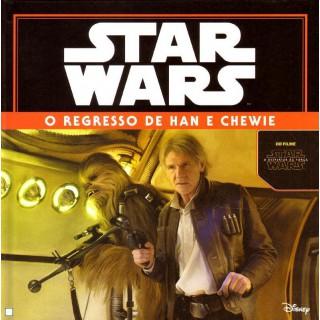 Star wars - o regresso de han e chewie