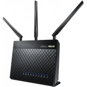 RT-AC68U - Router Dual-Band Wireless-AC1900 Gigabit, 802.11ac, 1300Mbps (5GHz)