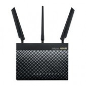 4G-AC55U - Wireless AC1200 LTE Modem Router, LTE downlink up to 150Mbps, 5 GbE ports, USB 2.0, VPN Server, IPv6, Wi-Fi b
