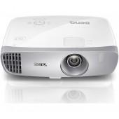 W1110 - Tecnologia DLP DC3 DMD, 1080P Full HD Video Projector, Brightness 2200 AL, High contrast ratio 10.000:1, 1.3X zo