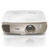 W2000 - Tecnologia DLP DC3 DMD, 1080P Full HD Video Projector, Cinematic Color, Brightness 2000 AL, High contrast ratio