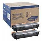 Toner Alta Capacidade Twin (2X) - duração: 16.000 Pág (8.000 pags cada unidade), para 5440D/5450DN/5470DW/6180DW