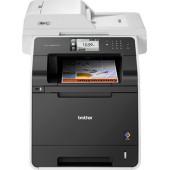 MFC-L8850CDW - Multifunções LED a cores: Impressão e cópia até 30ppm a cores e preto, impressão duplex automática, scann