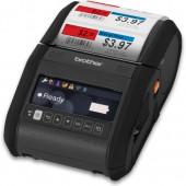 RJ-3150 - Impressora portátil resistente (IP54) de etiquetas e tickets de tecnologia térmica direta de rolo 3 (80 mm),