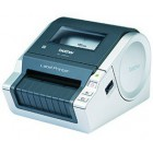 QL-1060N - Impr. de Etiquetas: velocidade de impressão até 69 etiquetas/min.. até 102 mm altura de etiqueta