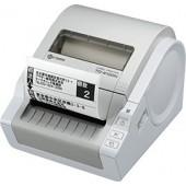 TD-4100N - Vel. de impressão até 92 etiquetas/minuto, Série e Rede integradas, software p/ impressão de etiquetas e 2 ro