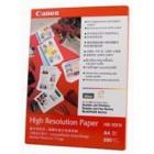 Papel fotográfico de alta resolução, HR-101 A4, 200 folhas