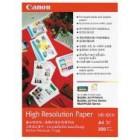 HR-101A4 - Papel de Alta Resolução - Cx de 50 folhas, 106g