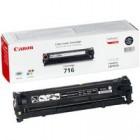 716BK - Cartridge Preta para LBP-5050/5050N