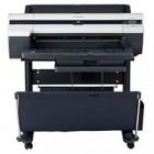 iPF610 de 24/A1 c/ oferta Printer Stand ST-24  - com 6 tinteiros CMYBk+2MBk, rolo e cassete de alimentação. Inc