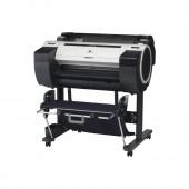 iPF680 de 24/A1 c/ oferta  ST27  - com 6 tinteiros CMYBk+2MBk Hot Swap de 130ml ou 300ml, rolo de alimentação
