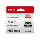Tinteiro PFI-1000 de 80 ml MBK