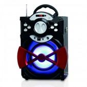 Wireless Bluetooth Party Speaker - Ligação sem fios BT 2.1, Função Plug and Play de música MP3 a partir do cartão Micro